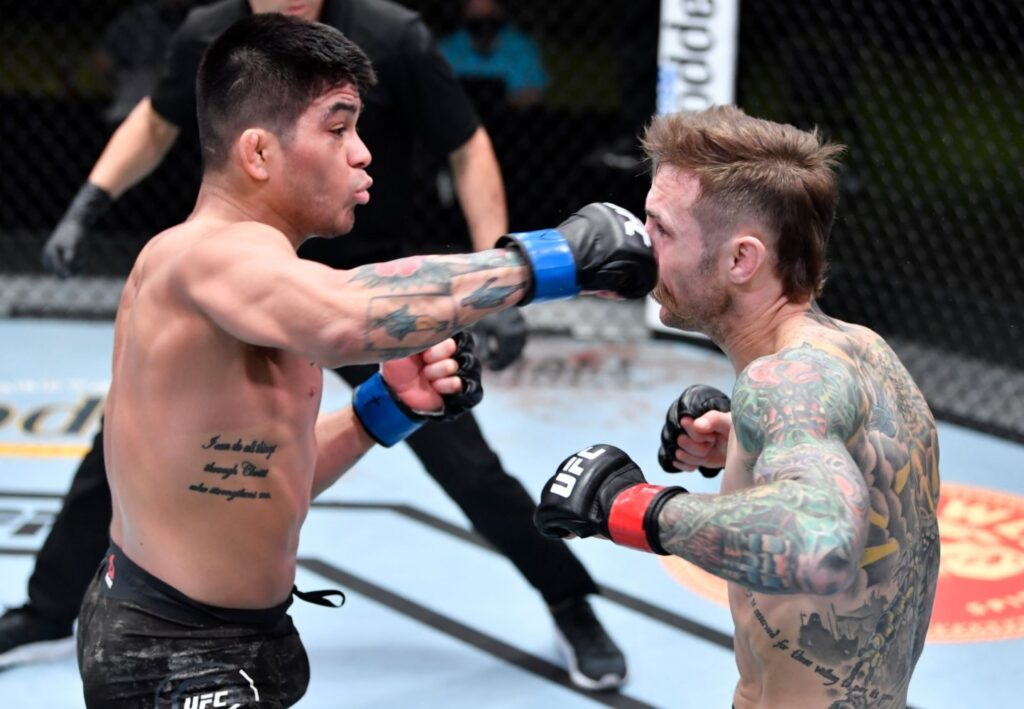 UFC Fight Night 185 - John Castaneda