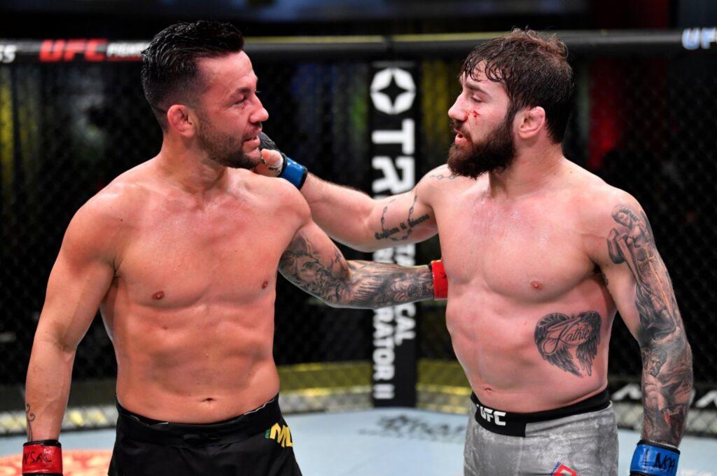 UFC Fight Night 186 - Pedro Munhoz Vs Jimmie Rivera che battaglia