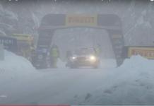 arctic rally finland prima tappa