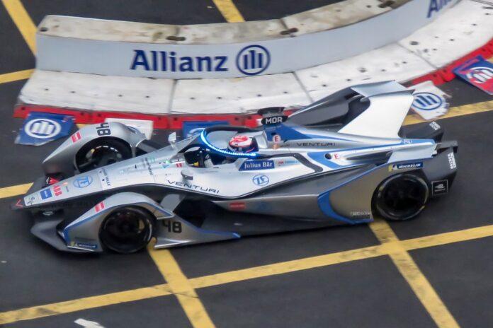Edoardo Mortara Formula E