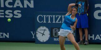 Sara Errani eliminazione Australian Open