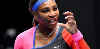 Look di Serena Williams Australian Open