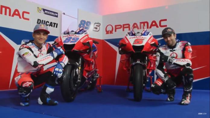 team pramac 2021 formula 1 motogp