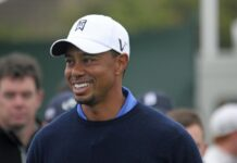 Tiger Woods intervista prima incidente
