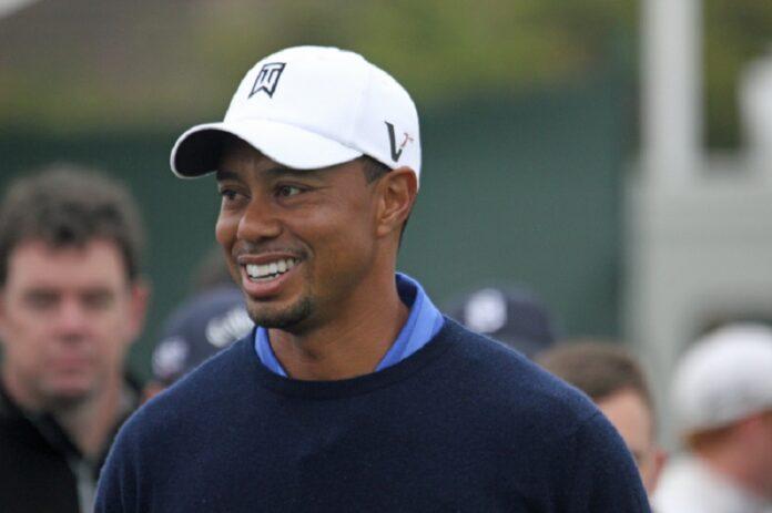 Tiger Woods intervista prima incidente