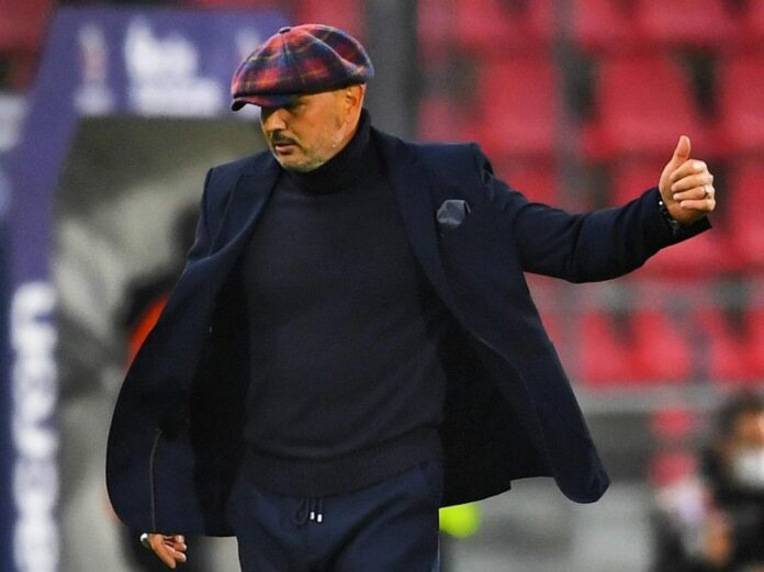 Dichiarazioni pre Napoli-Bologna
