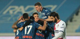 Atalanta-Crotone 5-1