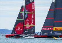America's Cup Day 1