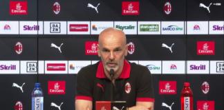 Pioli e Gotti alla vigilia di Milan-Udinese