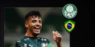 Chi è Menino, il centrocampista del Palmeiras chiesto ds Tuchel