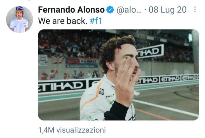 F1 Alonso