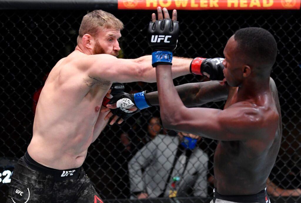 UFC 259 - Jan Blachowicz Vs Israel Adesanya