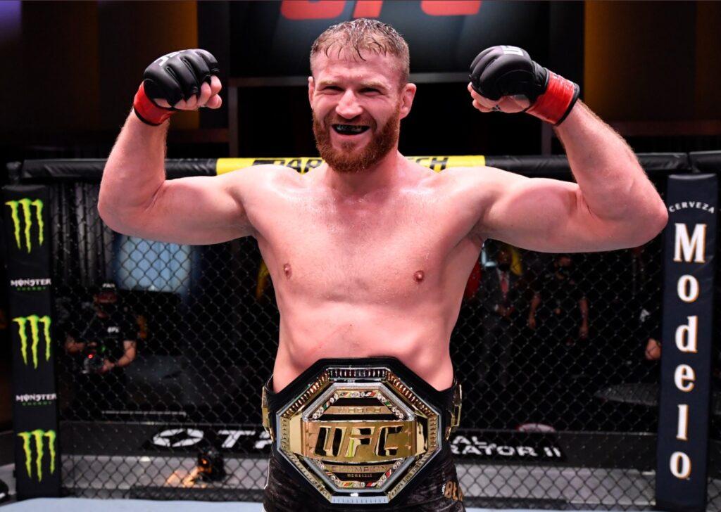 UFC - Il meglio di Marzo 2021 - Jan Blachowicz