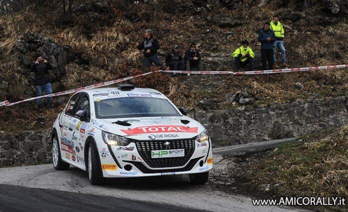 hp sport rally ciocco
