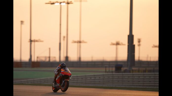 test losail day 3