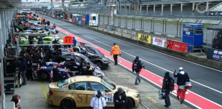 nurburgring endurance series