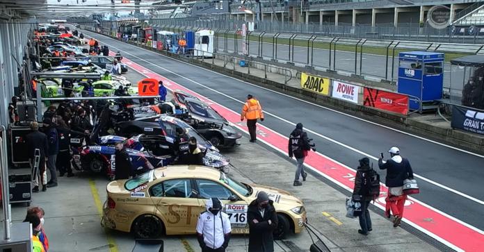 nurburgring endurance series