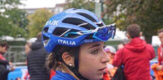 Sofia Collinelli ciclista