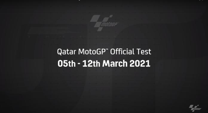 test losail qatar shakedown day 2 qatar 3 5