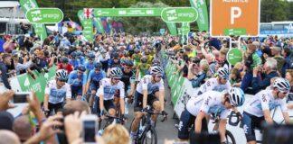 Tour of Britain 2021 programma