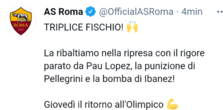 Ajax-Roma 1-2
