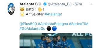 Atalanta-Bologna 5-0