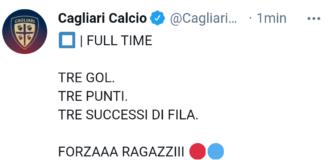 Cagliari-Roma 3-2