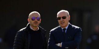 Inter i calciatori in prestito