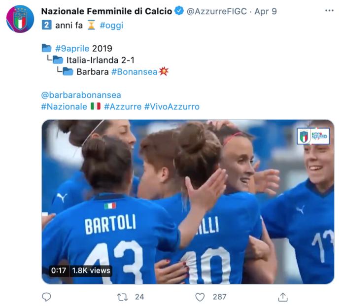 Italia-Islanda