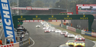 porsche Ferrari GTE