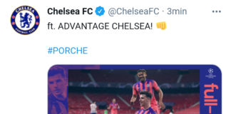 Porto-Chelsea 0-2