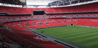 Stadio Wembley, Londra.