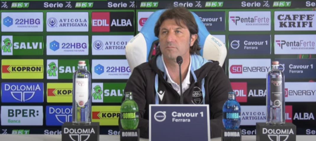 Massimo Rastelli-allenatore Spal
