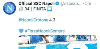 Napoli-Crotone 4-3