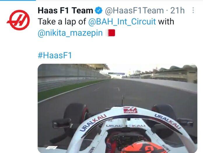 Obiettivo Haas