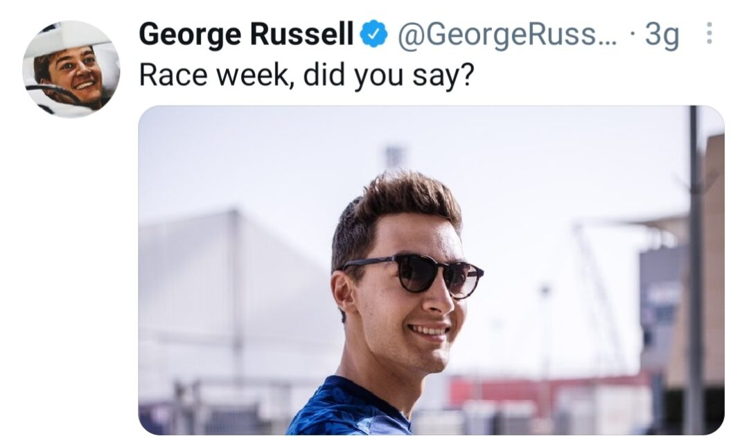 Russell Mercedes