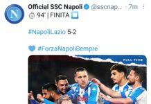 Napoli Lazio 5 2