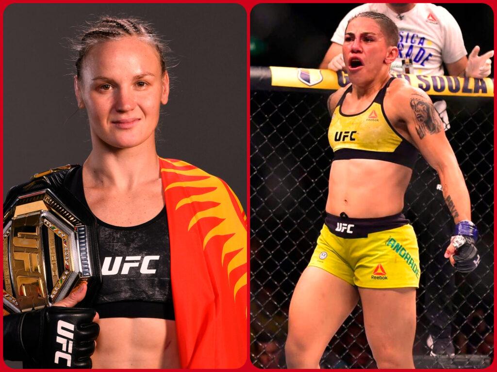 UFC 261 - Anteprima - Valentina Shevchenko Vs Jessica Andrade