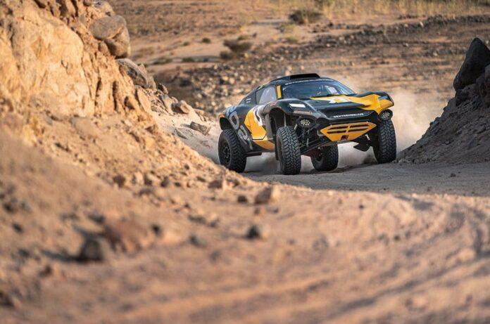 Desert X Prix piloti uomini e donne