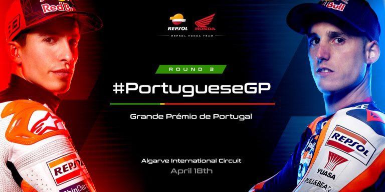 Honda pronta al GP del Portogallo