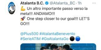 Atalanta-Benevento 2-0