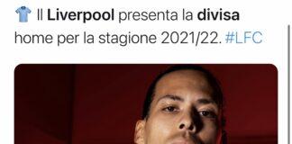 Liverpool divisa