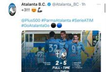 Parma-Atalanta 2-5