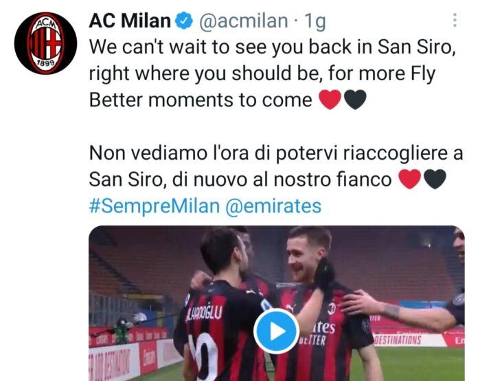 Milan Calhanoglu