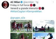 Milan centrocampo