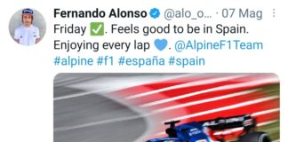 Alonso stagione