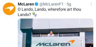 McLaren aggiornamenti