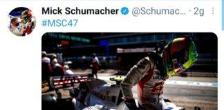 Steiner Mick Schumacher
