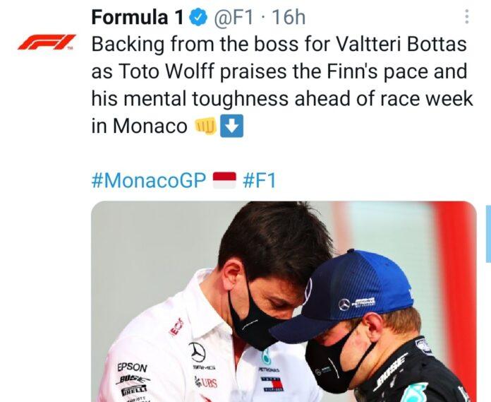 F1 calendario