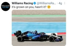 Williams 2022